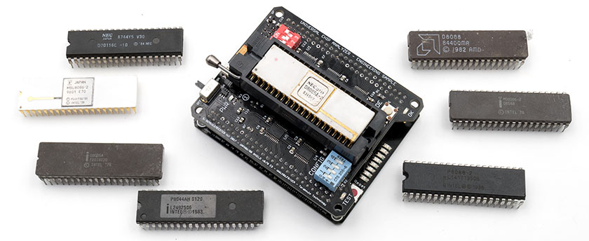Introducing the U C A  (Universal Chip Analyzer) – X86 FR