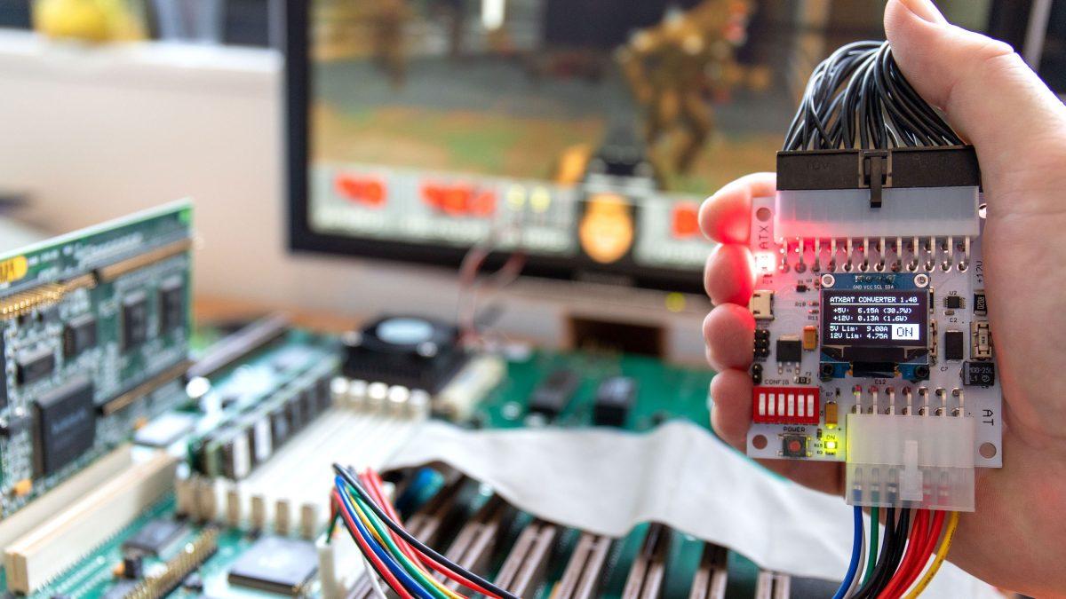 ATX2AT Smart Converter – Live On Kickstarter!