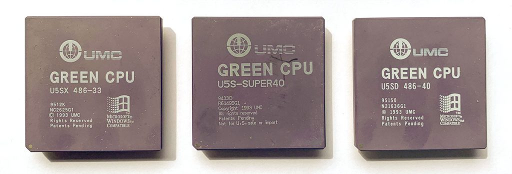 UMC Green CPU